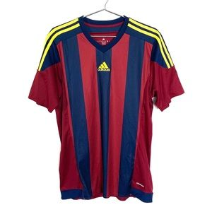 Adidas Climacool Soccer Jersey Barcelona Colors